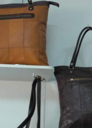 Bolsa couro legitimo pele de cobra direto da fabrica feita artesanalmente