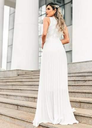 Vestido noiva civil ensaio pré weding