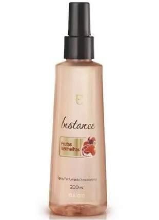 Spray perfumado frutas vermelhas instance 200ml