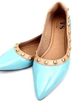 f0dad063d Sapatilha mocassim tendência florido confort - R$ 34.99 (bico fino ...