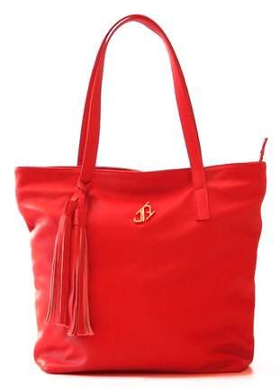 Bolsa sacola johny rafael vermelha