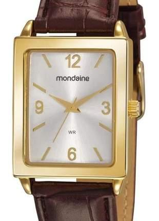 Relógio mondaine feminino original garantia nf