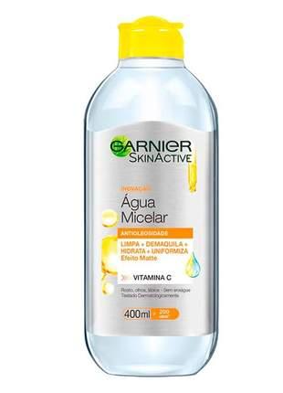 Água micelar garnier skin antioleosidade 400ml