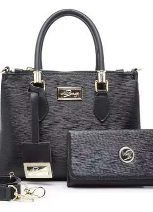 Bolsa satchel