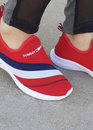 Tênis feminino tommy hilfiger