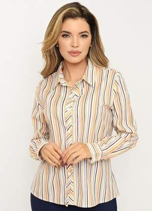 Camisa multicolor 1076222