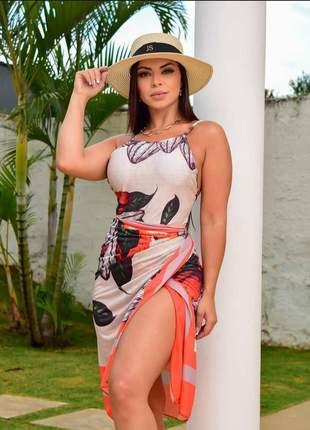 Body bambu moda feminina blogueira cavado com alça