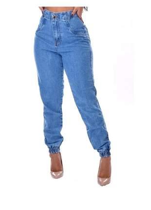 Calça jeans feminina super destroyed hot pant