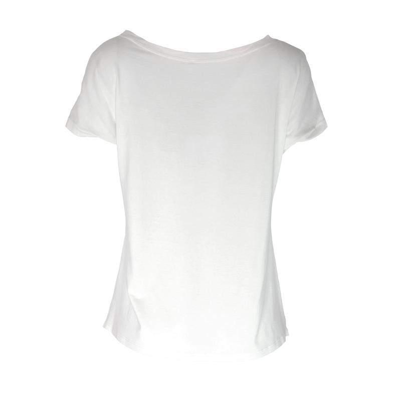 Infinity Shoes / Blusa infinity fashion t-shirt bicicleta off white