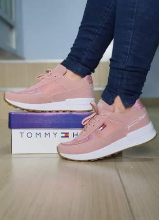 Tênis feminino tommy hifilger