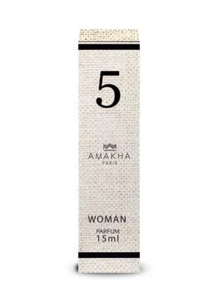 Perfume feminino nº 5 15 ml amakha paris - parfum chanel nº5
