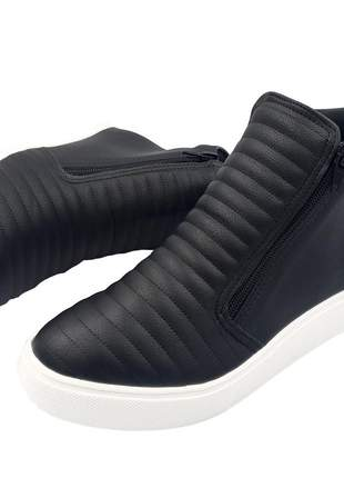 Tênis botinha sneaker ana vitória - 925507