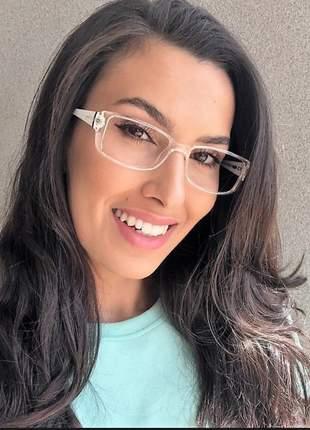 Armação oculos grau feminino m.thomaz premium original