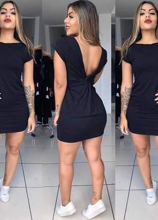 Vestido curto multiuso