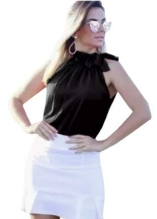 Blusa blusinha laço pescoço moda evangélica social