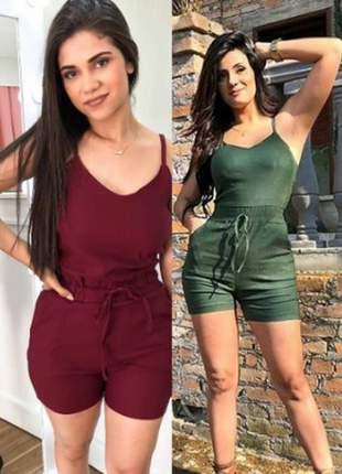 Macaquinho curto moda instagram roupas femininas
