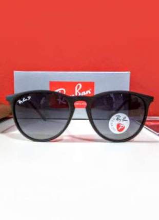Óculos de sol ray ban erika rb 4171 unissex 5 cores disponível