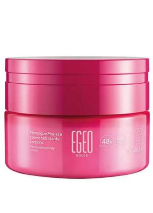 Egeo dolce merengue mousse hidratante desodorante corporal 250g