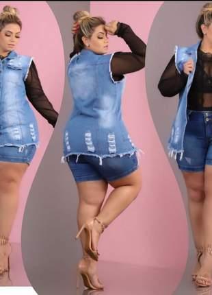 Colete jeans max
