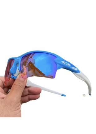 Oculos de sol oakley flak jacket 2.0 preta lente prizm barbie top juliet mandrak 24k penny