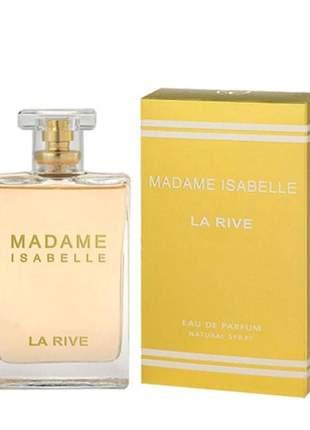 Madame isabelle la rive perfume feminino - eau de parfum - 90ml