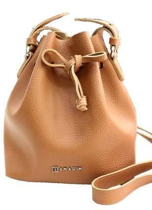 Bolsa saco carol feminina ambar ramarim 121072c