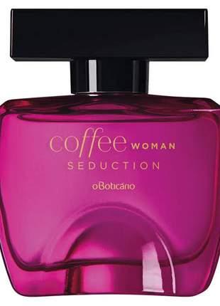 Coffee woman seduction deo colônia feminino 100ml