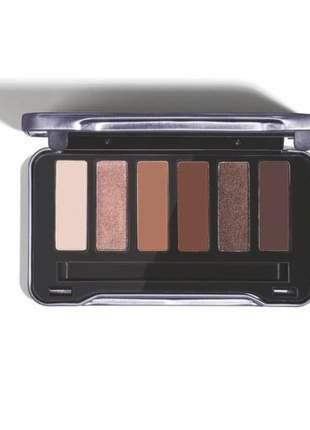 Palette de maquiagem perfect 6 basics oboticário 4g