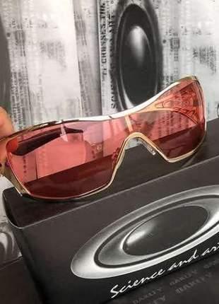Óculos de sol oakley dart barbie 3 cores disponivel nova
