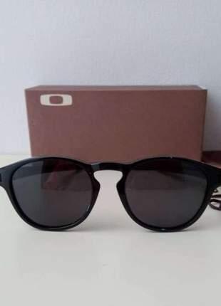 Óculos de sol oakley latch redondo polarizado unissex 2 cores disponivel