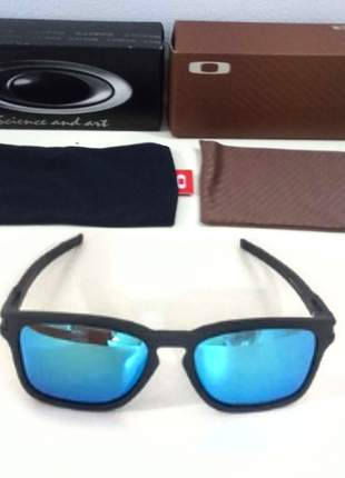 Óculos de sol oakley latch square unissex 5 cores disponivel