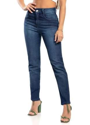 Calça biotipo jeans feminina mom ref.27209