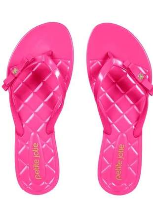 Chinelo Petite Jolie Pink PJ4557