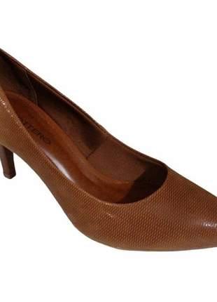 Sapato Scarpin Bottero Puntini Canela 286901