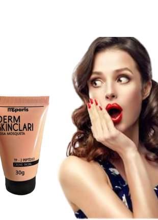 Creme clareador facial melhor removedor de mancha pele rosto
