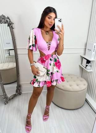 Vestido liza