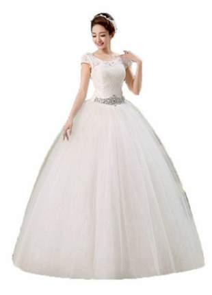 Vestido de casamento noiva longo bright em pedraria debutante princesa