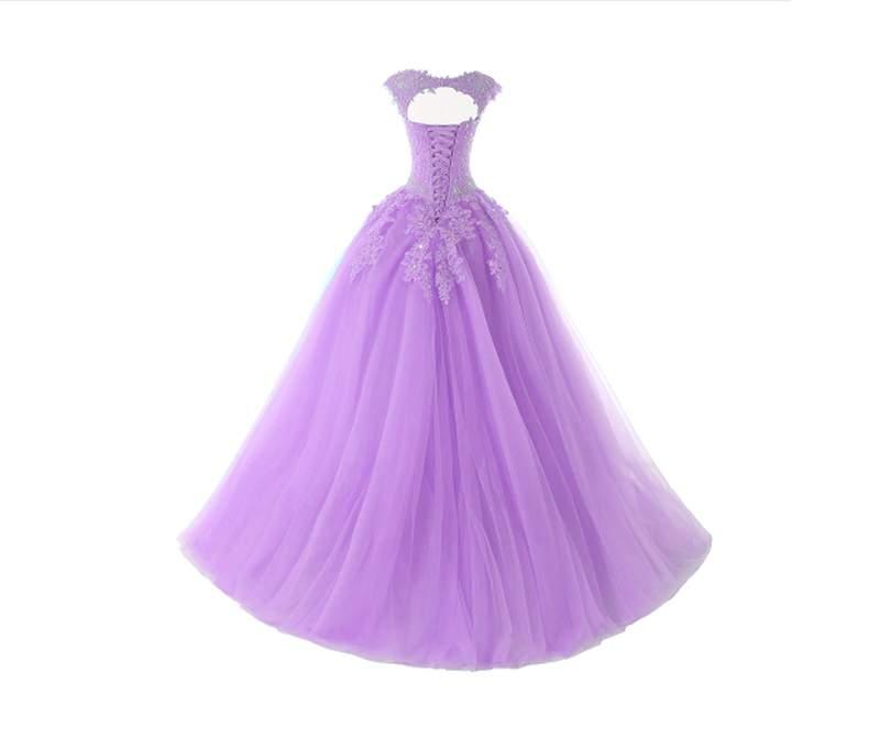 Vestido De Debutante Princesa Carol 15 Anos Formatura Madrinha Festas Baile R 99700 Shafa O Melhor Da Moda Feminina