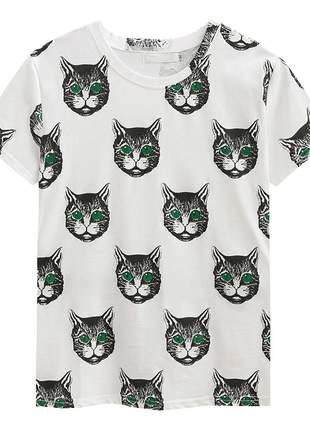 Tshirt gato