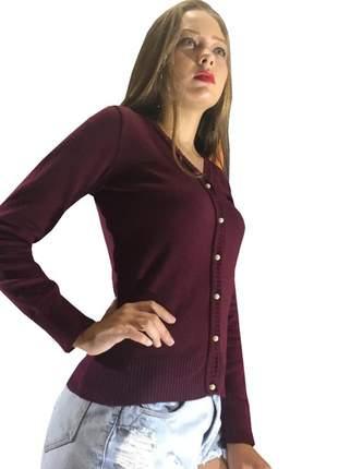 Blusa de botao casaco corta vento jaquetinha feminina