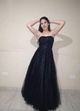 Vestido tomara que caia ideal para formatura festa casamento