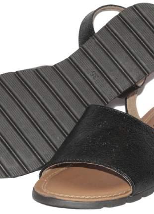 Sandália feminina rasteira rasteirinha promoção