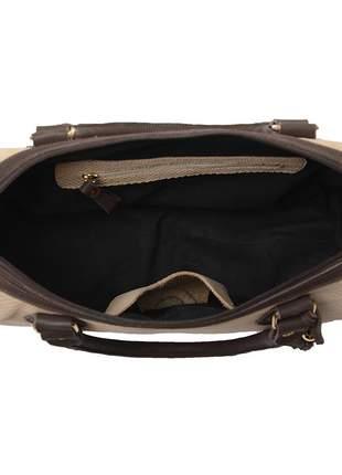 Bolsa feminina bw em couro legítimo ref 302