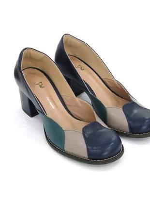 Sapato boneca de couro dali shoes