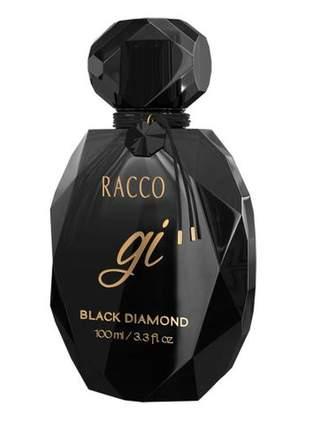 Deo colônia black diamond by gi 100 ml