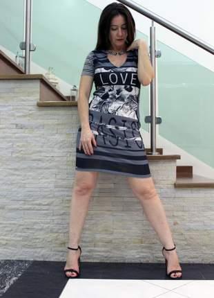 Vestido shocker