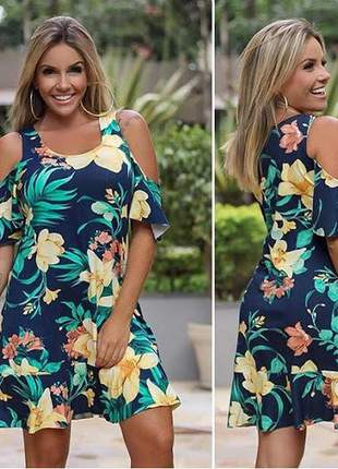 Vestidos femininos curto lançamento verão 2019