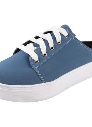 361db3ba6 Tenis feminino azul - compre online, ótimos preços | Shafa