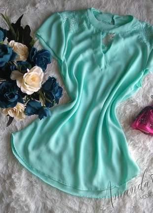 Blusinha delicada