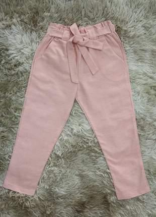 Calça pantalona - infantil